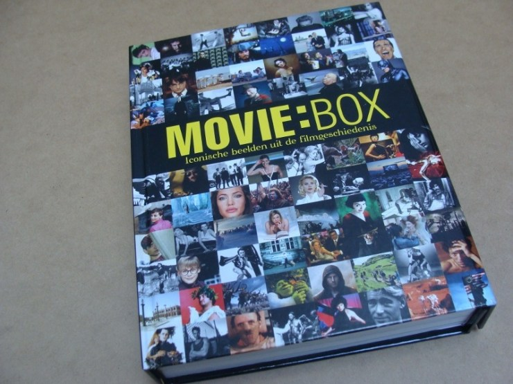 Movie Box boek