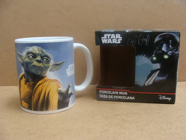 Yoda Mok Mug Star Wars