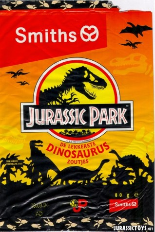 Jurassic Park Potato Chips