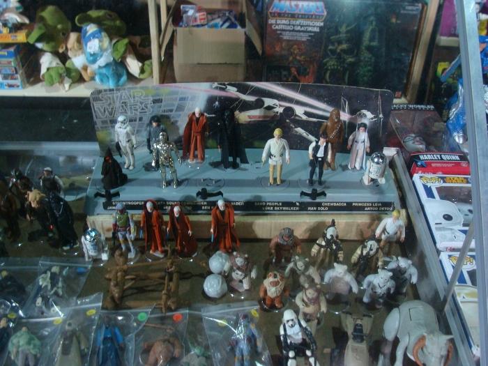 Star Wars resller Antwerp Comic Con
