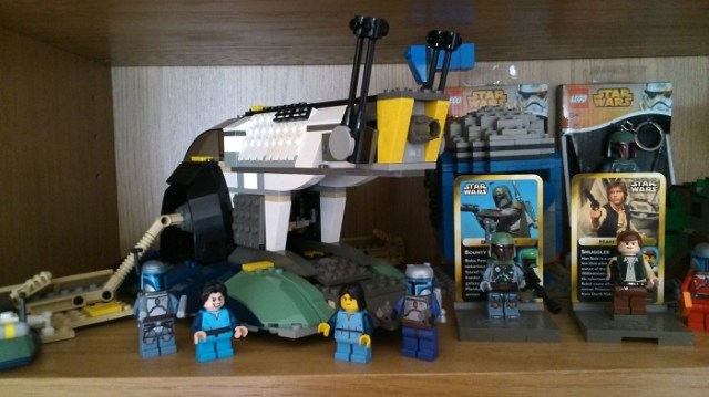 LEGO Boba Fett Slave-1