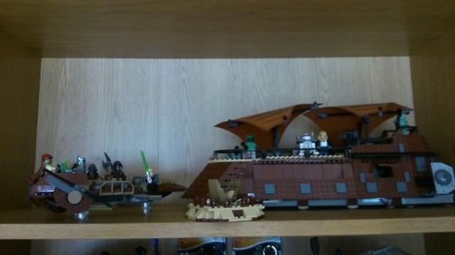 LEGO Jabba The Hutt