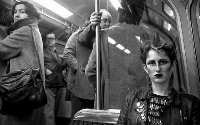Punk Is Not Dead London 80ies 80