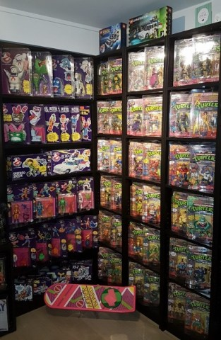 The Real Ghostbusters shelfporn
