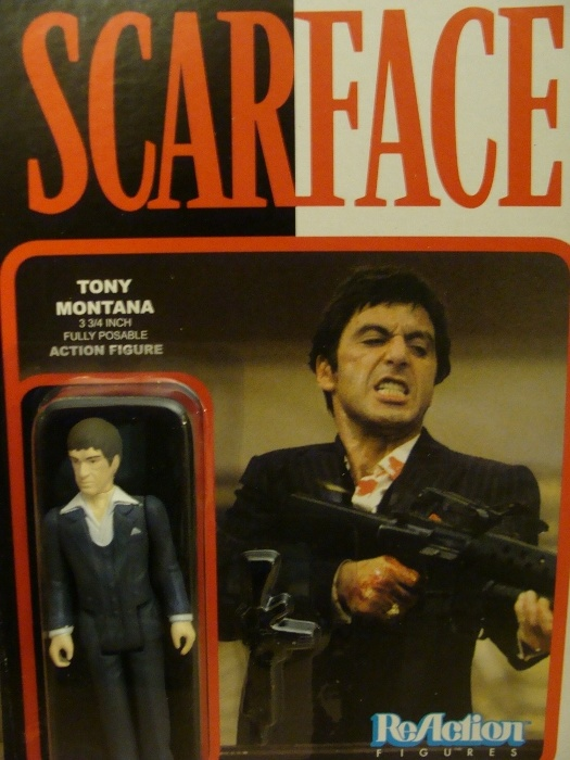 Funko ReAction Scarface
