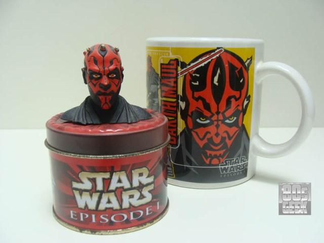 Weetjes over mugs Darth Maul