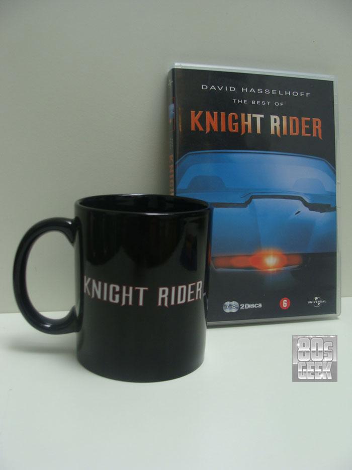 weetjes over mugs Knight Rider
