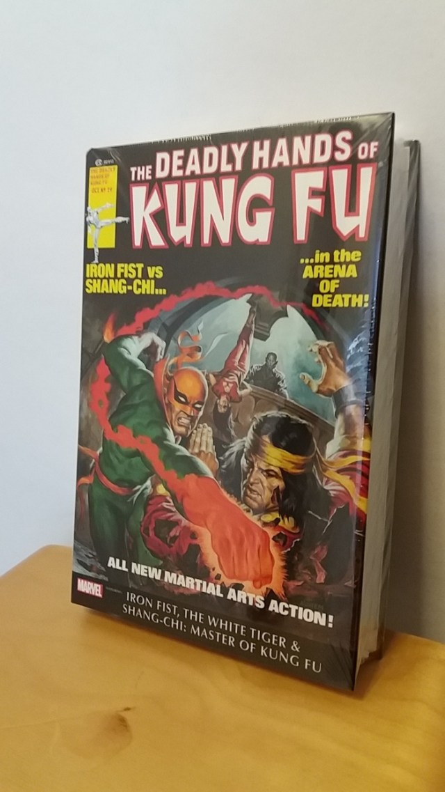 Deadly Hands Of Kung Fu Strips