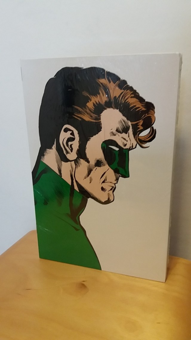 Absolute Green Lantern Green Arrow Strips