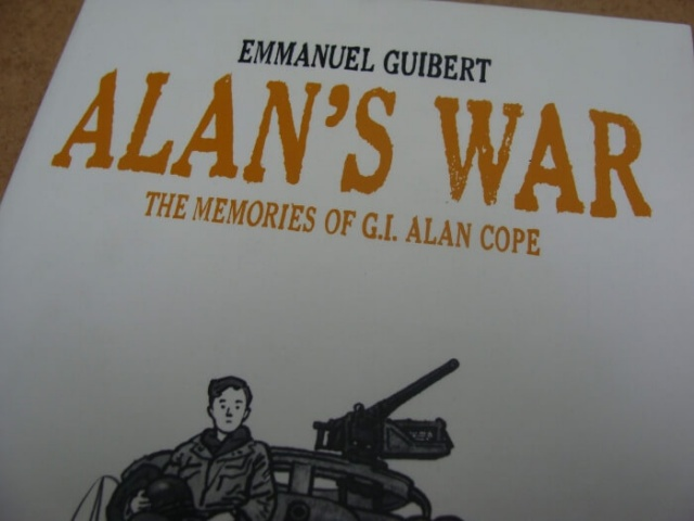 strips Alan's War