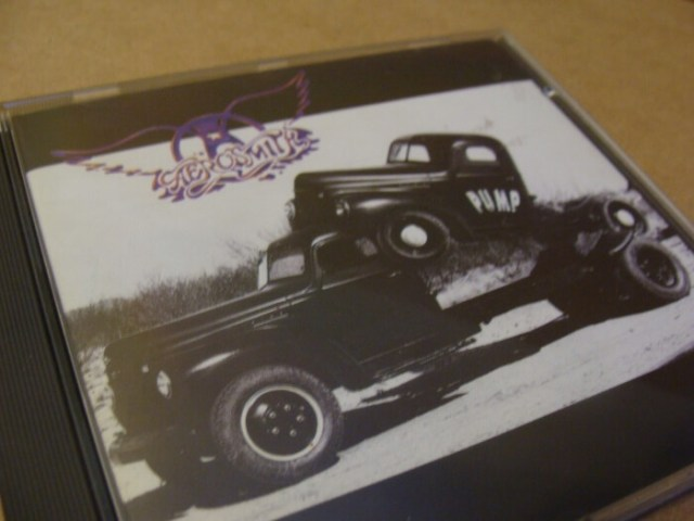 Pump Aerosmith