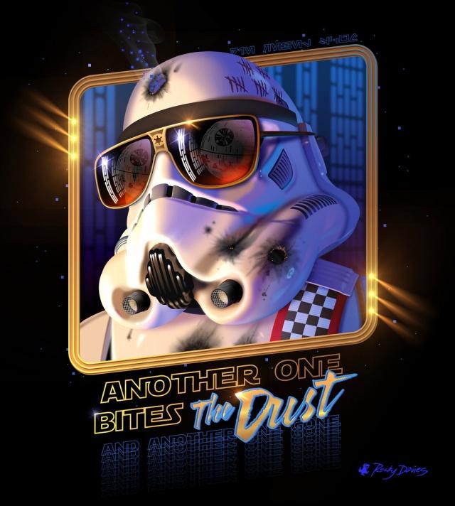 Stormtrooper Star Wars Rocky Davies