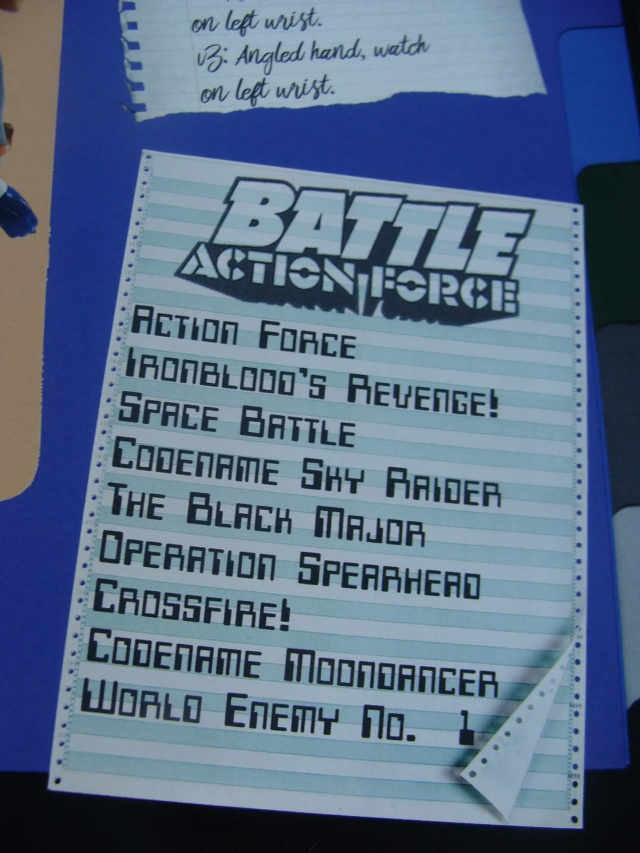 Action Force Palitoy