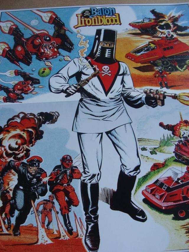 Baron Ironblood poster