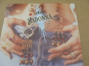 Madonna album muziek Like A prayer