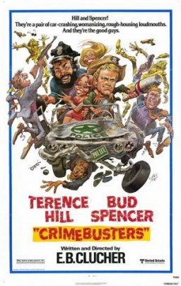Crime Busters Bud Spencer Terrence Hill