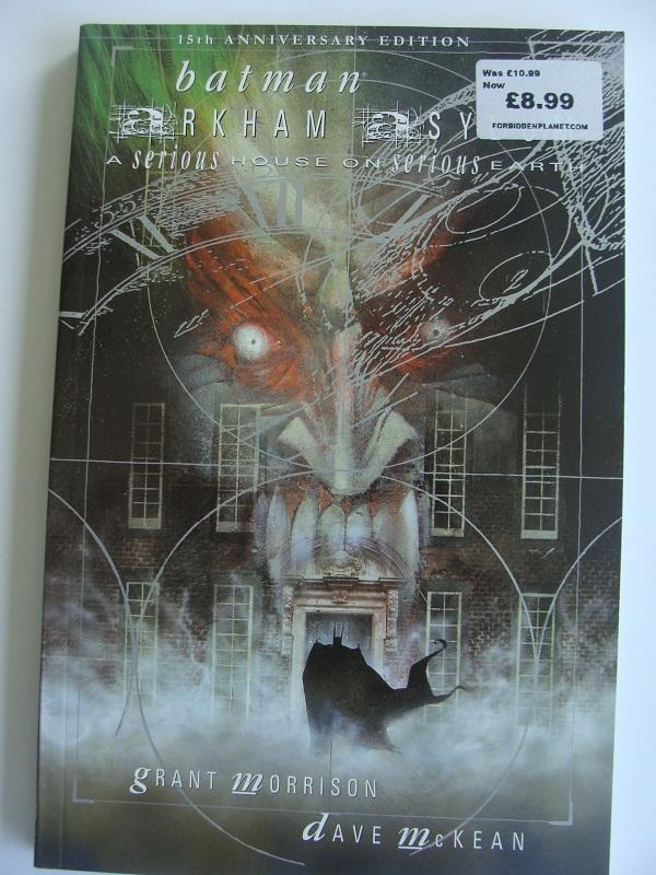 Batman Arkham Asylum trade