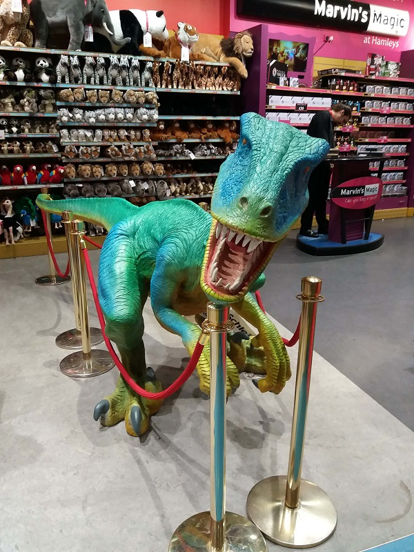 Hamleys Jurrasic World
