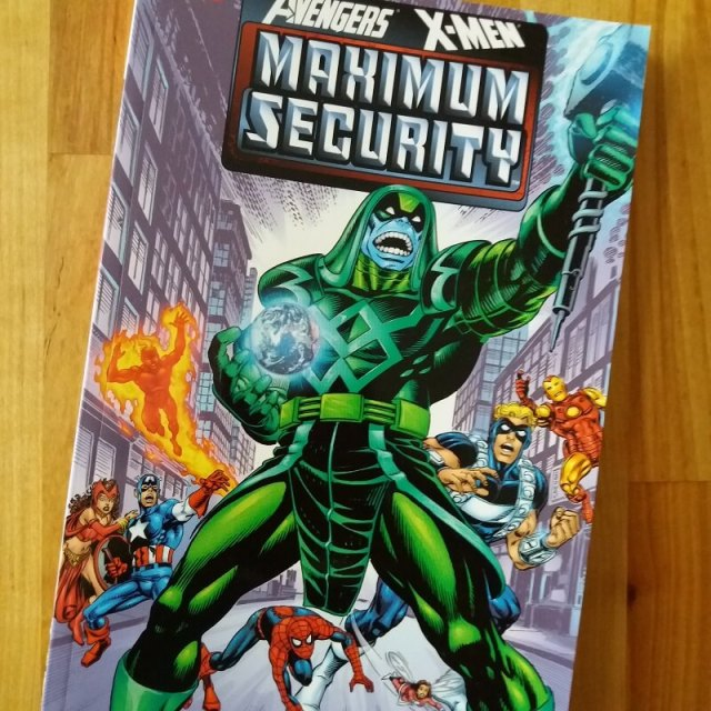 Marvel Maximum Security