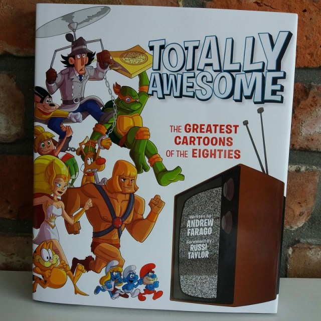 Totally Awesome The Greatest Cartoons of the Eighties amazon leestapel update