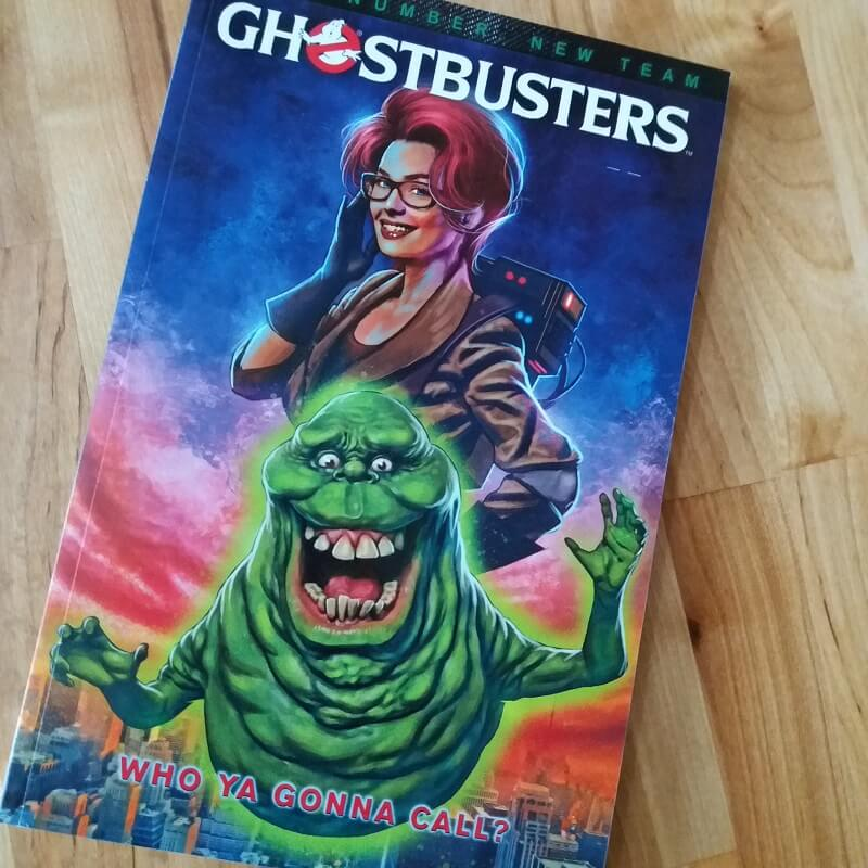 Ghostbusters Slimer IDW