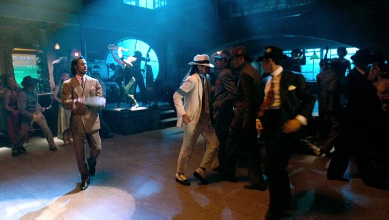Michael Jackson Moonwalker clip Smooth Criminal