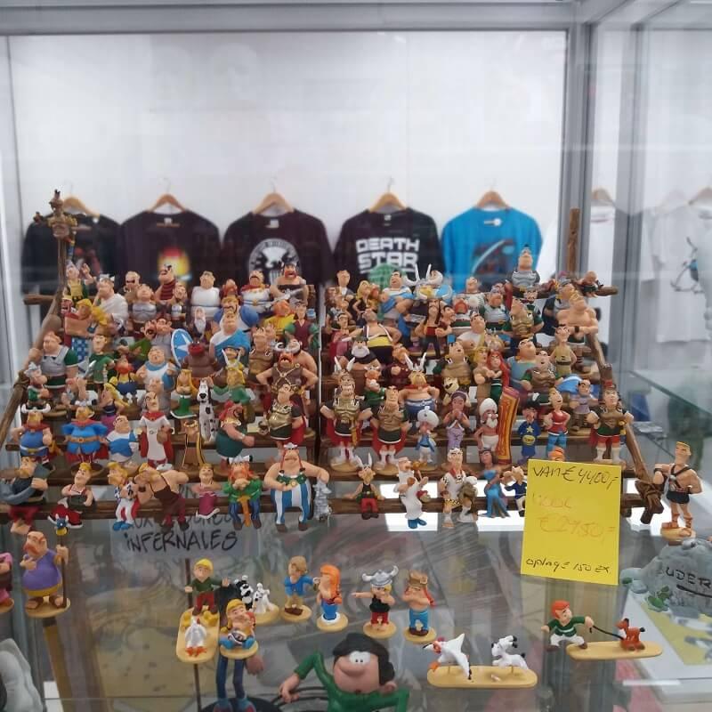 Yendor Rotterdam stripwinkel Asterix