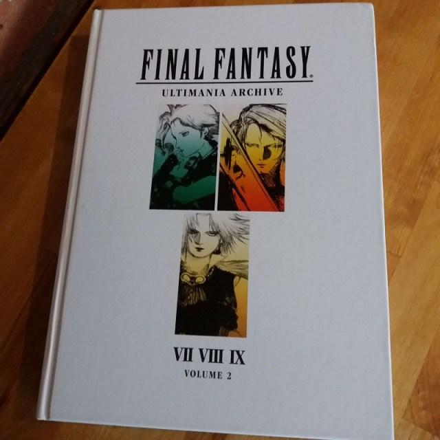 Art of Final Fantasy VII VIII IX