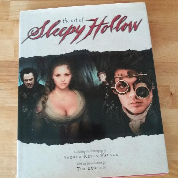 The Art of Sleepy Hollow