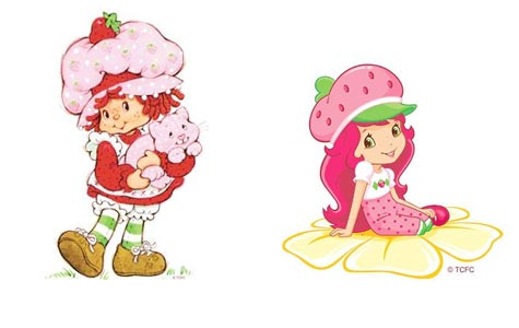 Strawberry Shortcake Dolls Are Making A Comeback