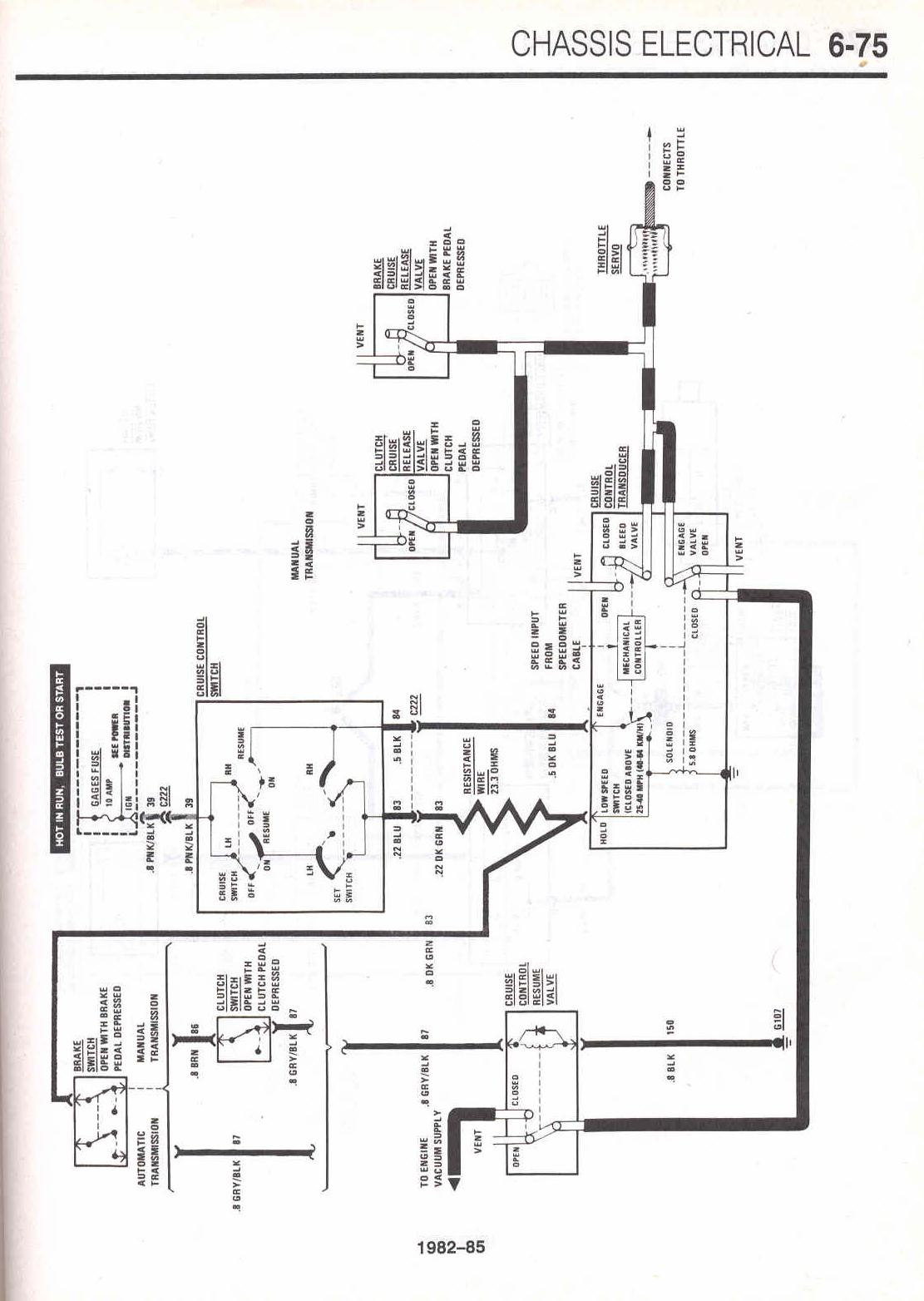 Radio Wiring Diagram For 89 Camaro