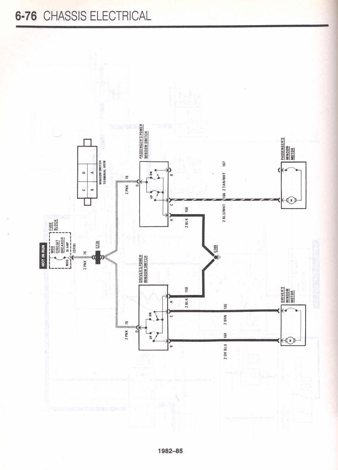 85 K10 Wiring Diagrams Hvac