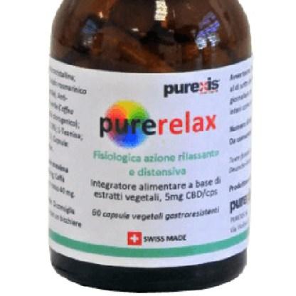 Purerelax, 60 capsules