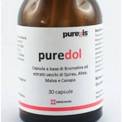 Puredol, 30 capsules