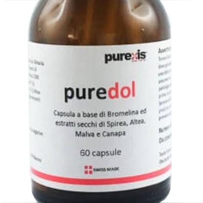 Puredol, 60 capsules