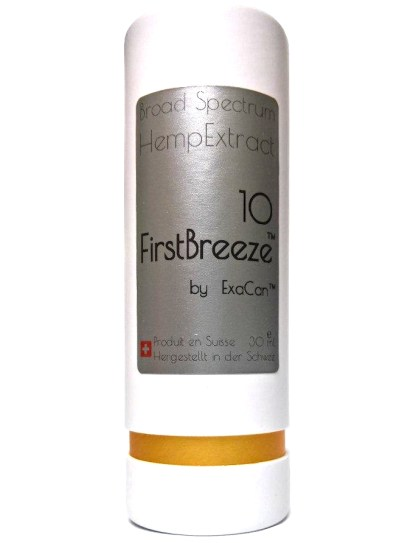 10 FirstBreeze™ Paper Tube