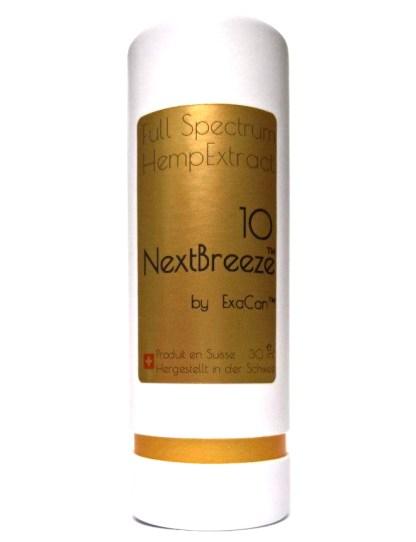 10 NextBreeze™ Paper Tube