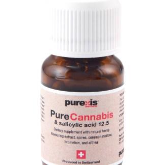 PureCannabis & salicylic acid 12.5