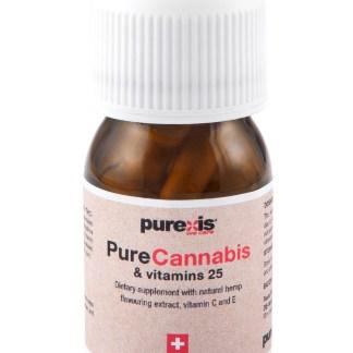PureCannabis & vitamins