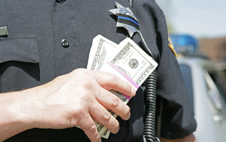 This Week's Corrupt Cops Stories