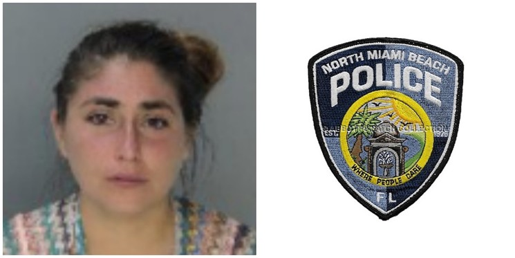 North Miami Beach Police Officer Ambar Pacheco Arrested for Beating Eight-Month Pregnant Woman