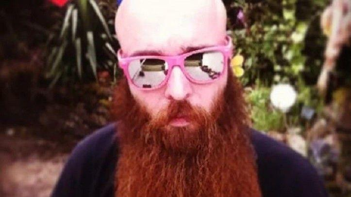 'OxyMonster' drug dealer who came to US for beard contest sent to prison for 20 years