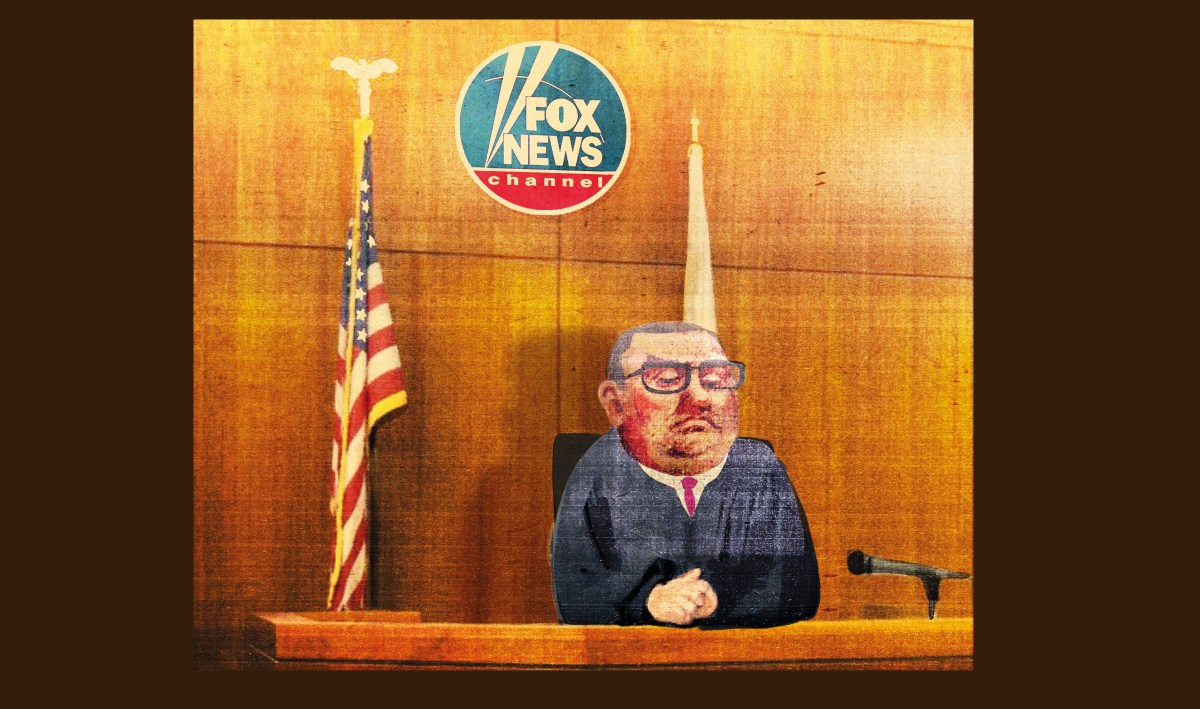 The Crime Report: 'Judges Influenced by Fox News Give Harsher Sentences'