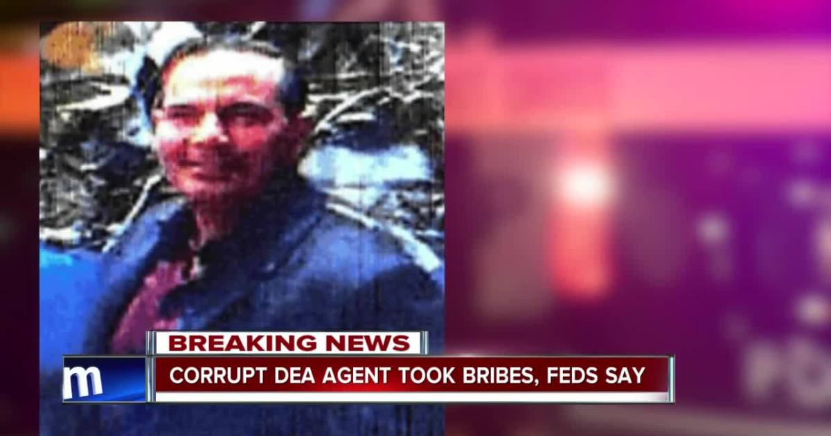 Former 'Model' DEA Agent Indicted in Conspiracy