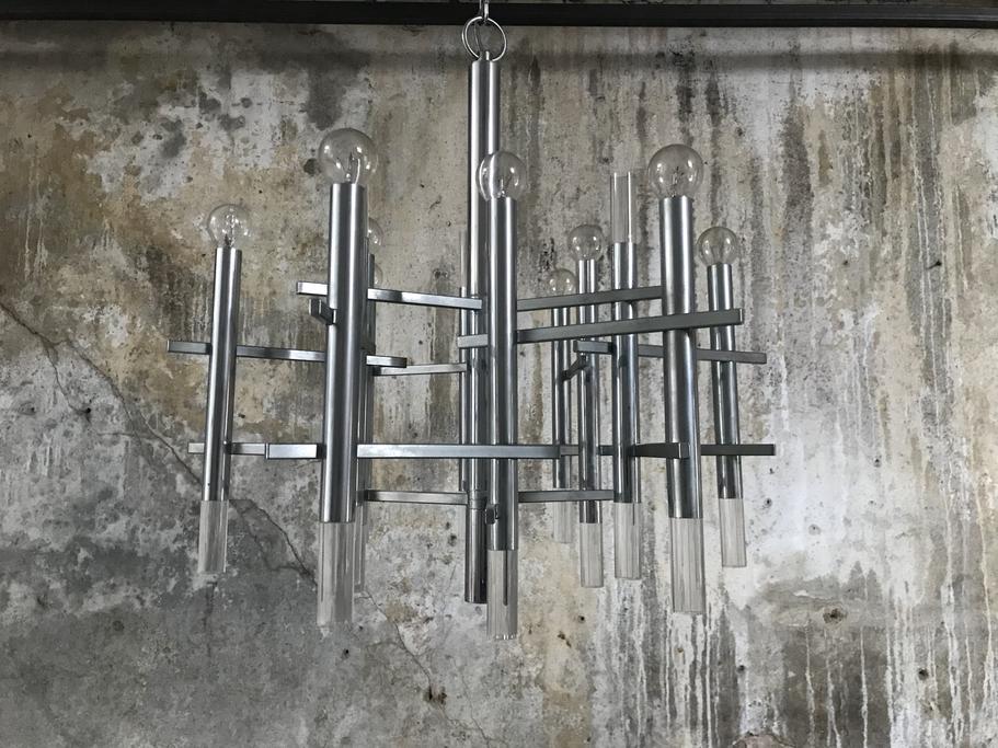 Lampadario sciolari anni 70 vetro scalpellati ottimo stato visita la nostra azienda su facebook ital. Lampada A Sospensione Di Gaetano Sciolari 8 7 Design Space