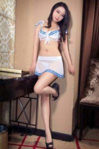 PJ ESCORT CHINA GIRL - LILI 丽丽(中国模特儿)