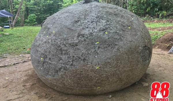 Esferas precolombinas en lupa de expertos