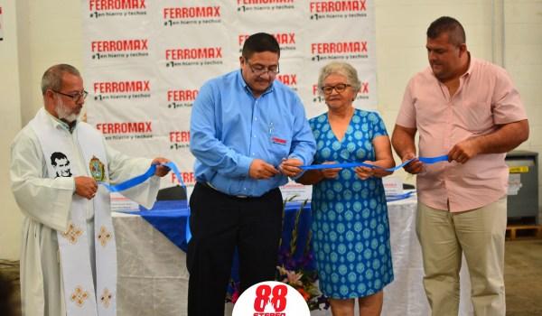 Ferromax inaugura su segundo Mega Servicio en Pérez Zeledón