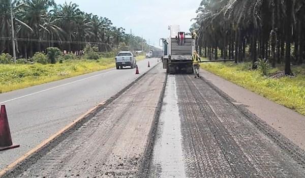 Esta semana finalizarán intervenciones por los ¢1.750 millones en Costanera Sur