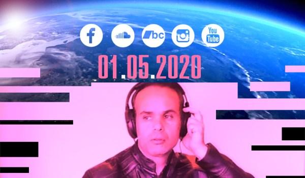 DJLugari presenta Quarantine 2020